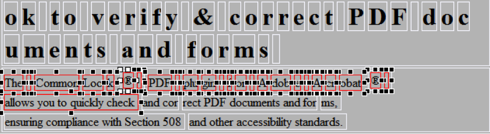 how to view only highlighted text in pdf